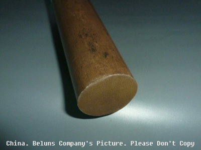 Bronze Fills PTFE Rod