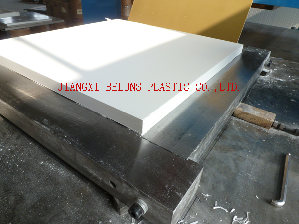 PTFE Plates - BELUNS MOLDED PTFE
