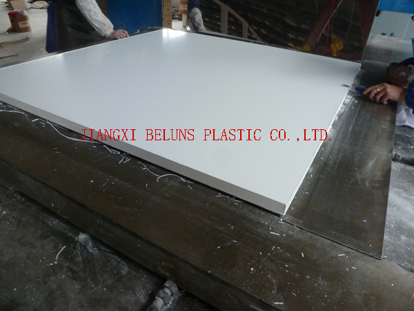 Molded PTFE Sheet - BELUNS PTFE Sheet