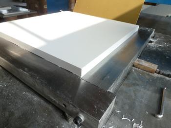 PTFE Sheet Plates - BELUNS Molded PTFE Processing