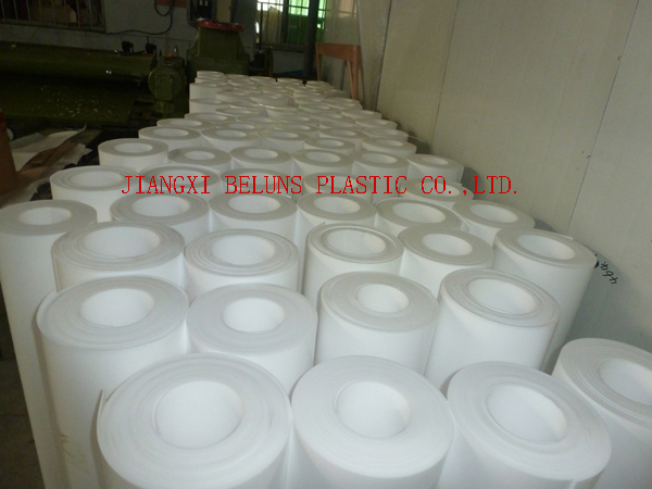 Skived PTFE Sheet (Roll Packing)